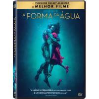 A Forma da Água - DVD