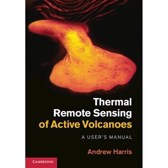 Thermal remote sensing of active vo