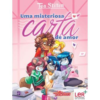 As Aventuras das Tea Sisters - Livro 27: Uma Misteriosa Carta de Amor