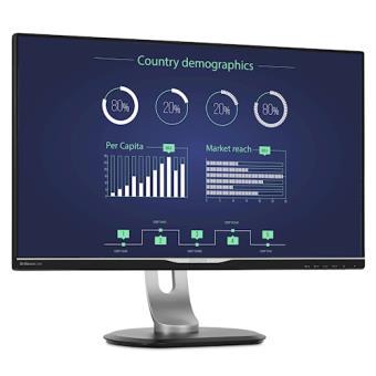 Philips Brilliance Monitor LCD com ligação USB-C 258B6QUEB/00