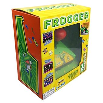 Consola Retro TV Arcade - Frogger