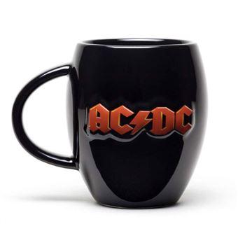 Caneca Oval AC/DC