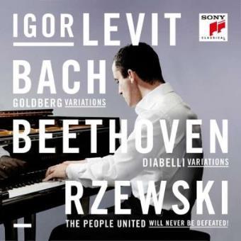 Igor Levit plays Bach, Beethoven, Rzewski (3CD)