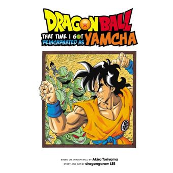 Dragon ball: that time i got reinca