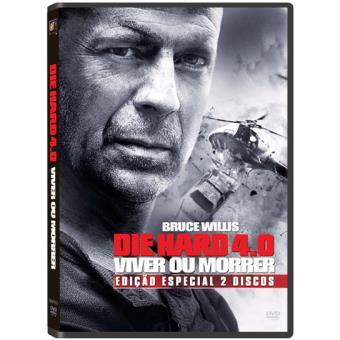 Die Hard 4.0: Viver ou Morrer - Edição Especial