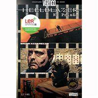Hellblazer - Na Prisão