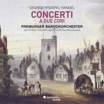 Handel: Concerti a Due Cori - CD