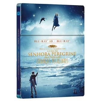 A Casa da Senhora Peregrine para Crianças Peculiares (Blu-ray 3D + 2D)