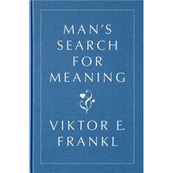 Man's search for meaning, gift edit