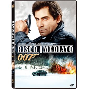 007 - Risco Imediato - DVD