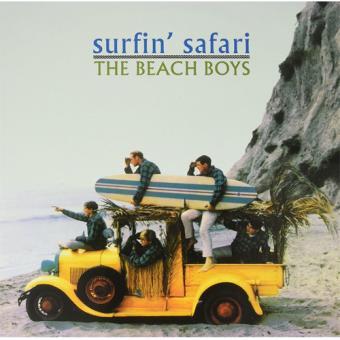 Surfin' Safari - Candix Recordings - LP
