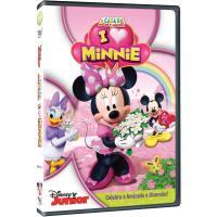 A Casa do Mickey Mouse: I Love Minnie
