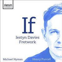 If: Michael Nyman & Henry Purcell - CD