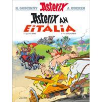 Asterix an Eitália - Edição Mirandês