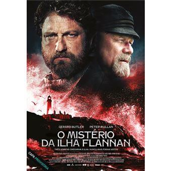 O Mistério da Ilha Flannan - DVD