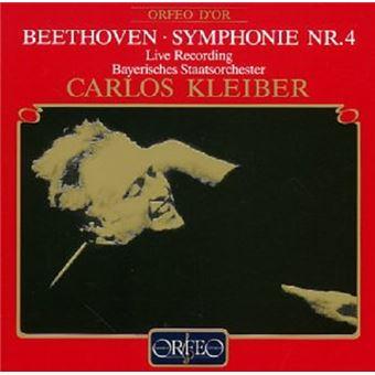 Symphonie Nr.4 - CD