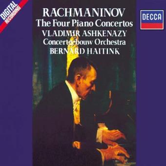 Rachmanivov: Complete Piano Concertos (2CD)