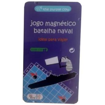 Jogo Magnético - Batalha Naval