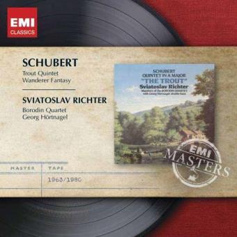 Schubert   Trout Quintet & Wanderer Fantasy