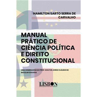 Manual Pra?tico de Cie?ncia Poli?tica e Direito Constitucional