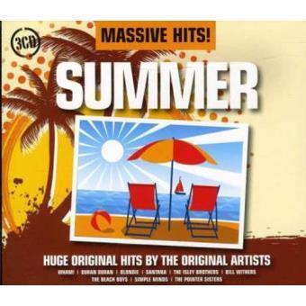 Massive Hits! - Summer (3CD)