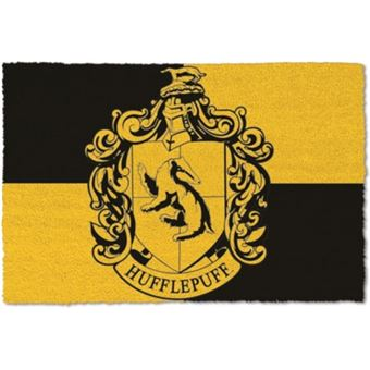 Tapete de Porta Harry Potter: Hufflepuff