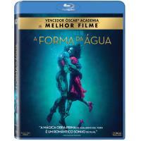 A Forma da Água - Blu-ray