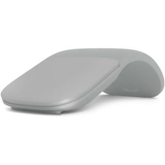 Rato Wireless Microsoft Arc - Cinzento