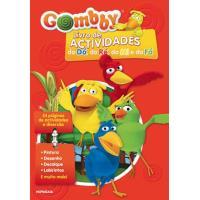 Gombby - Livro de Actividades do Dó, do Ré, do Mi e da Fá