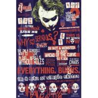 Poster Batman The Dark Knight -  Joker Quitog
