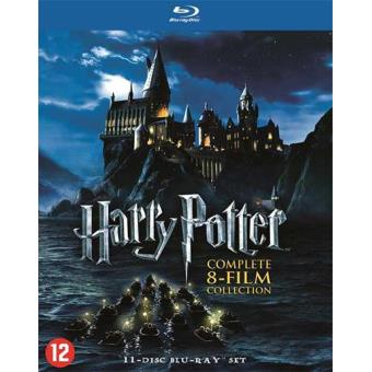 Harry Potter Collection (11 Blu-ray's)