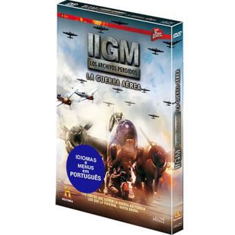 IIGM: Arquivos Perdidos - A Guerra Aérea