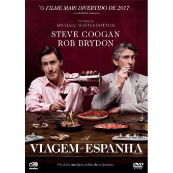 A Viagem a Espanha - DVD