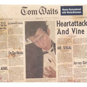 Heartattack and Wine - Remastered - LP