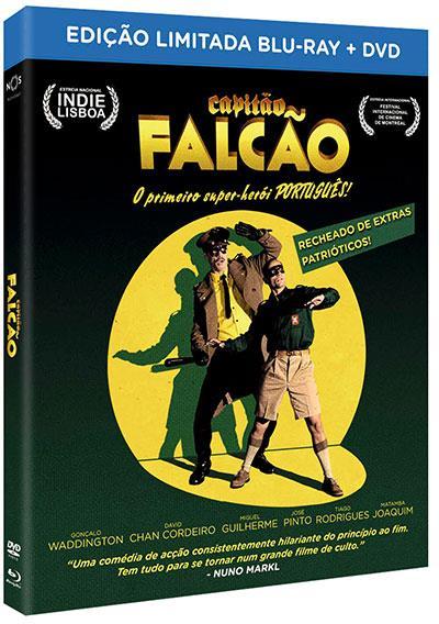 Capitão Falcão Trailer