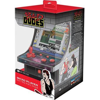Consola Retro My Arcade Micro Palyer - Bad Dudes