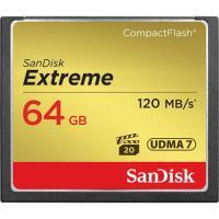 Sandisk CompactFlash Extreme 64GB 120MB UDMA-7