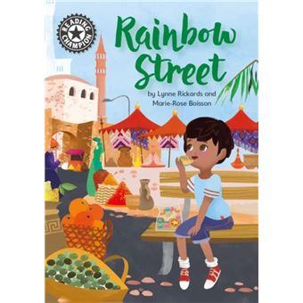 Reading champion: rainbow street