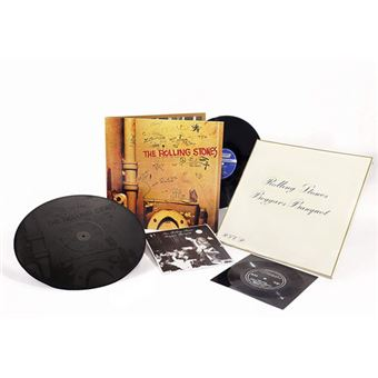 Beggars Banquet 50th Anniversary Edition - 3LP 12''