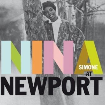 Nina at Newport - LP