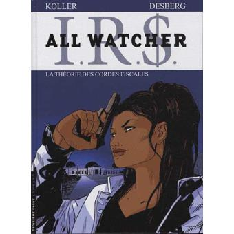 IRS All Watcher Tome 6