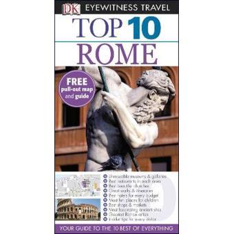 Rome - Eyewitness Top 10 Travel Guide