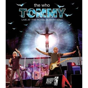 Tommy: Live At The Royal Albert Hall 2017 (DVD)