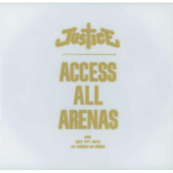 Justice: Access All Arenas: Live 2012