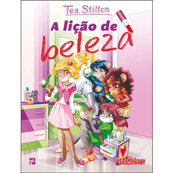 As Aventuras das Tea Sisters - Livro 33: A Lição de Beleza