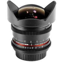 Samyang Objetiva Fisheye 8mm T3.8 UMC CS II VDSLR (Canon)