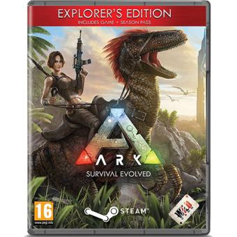 ARK: Survival Evolved Explorers Edition PC
