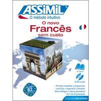 Assimil Pack - O Novo Francês Sem Custo - Livro + CDs Audio