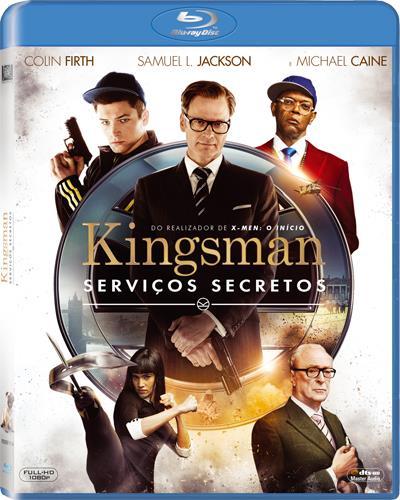 Kingsman: Serviços Secretos Trailer