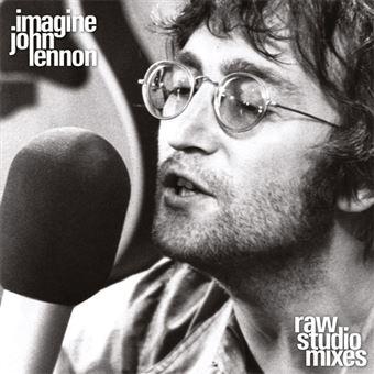 Imagine: The Raw Studio Mixes - LP 12''